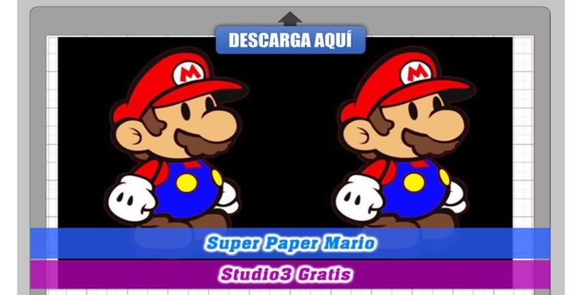 Super Mario Bros Cameo Studio 3